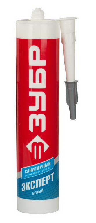 Герметик силиконовый ЗУБР 41235-0 герметик силиконовый зубр 41245 5