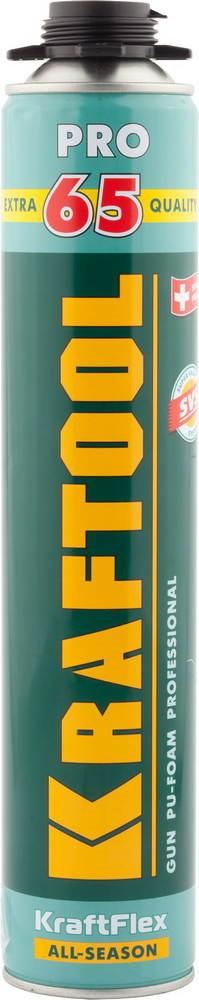 цена на Пена монтажная Kraftool Kraftflex premium pro 65