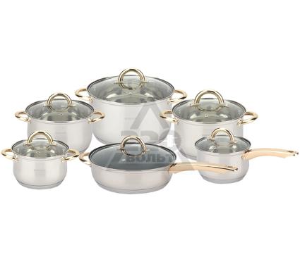 Набор посуды BOHMANN BH - 1212 GTF