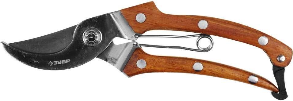 Секатор ЗУБР 40103 секатор плоскостной 180 мм