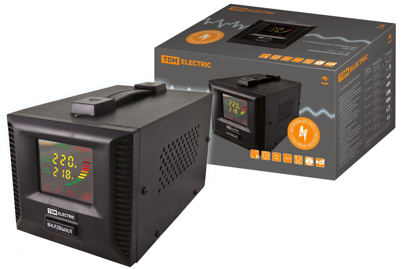 Стабилизатор напряжения Tdm Sq1201-0001