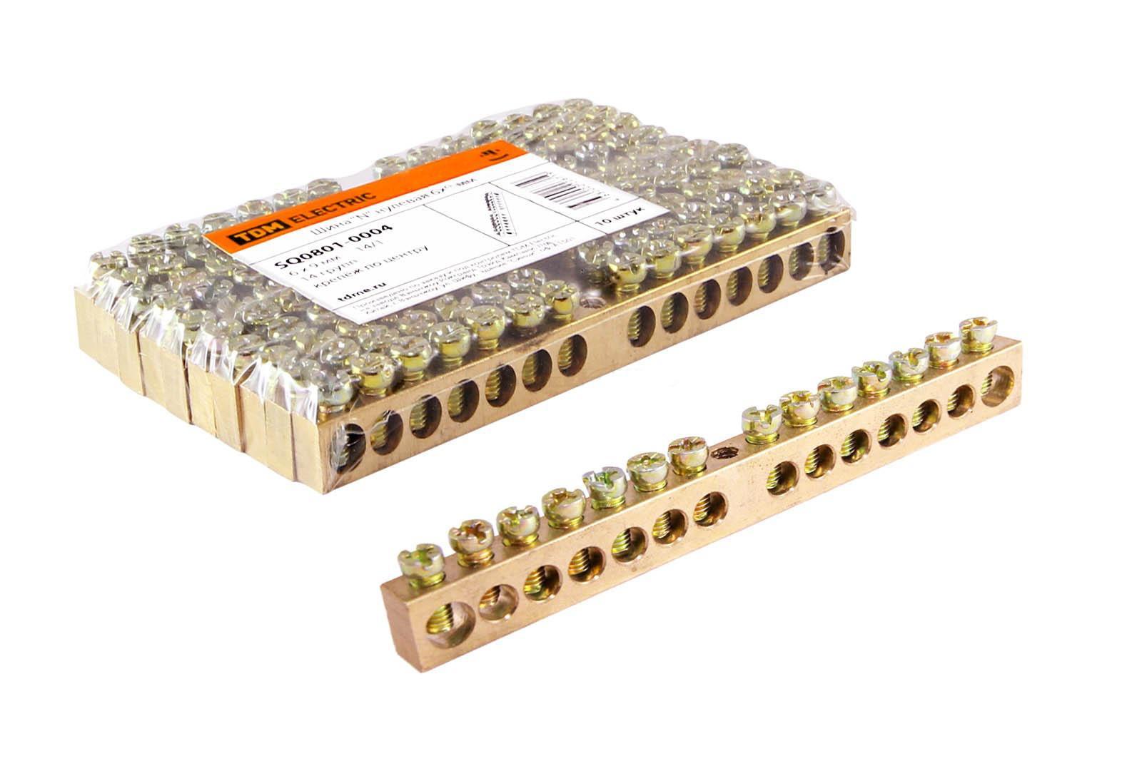 Шина Tdm Sq0801-0004 электронный трансформатор tdm тэ 200 sq0360 0004