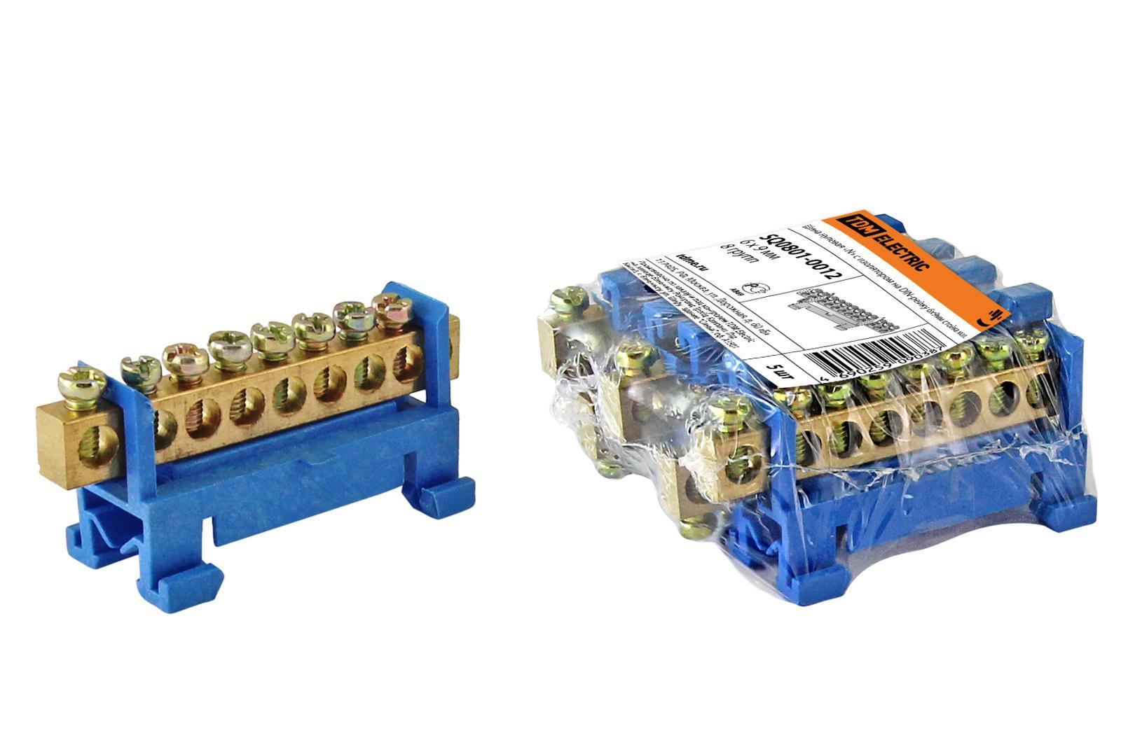 Шина Tdm Sq0801-0012 электронный трансформатор дроссель tdm тэ 150 sq0360 0012