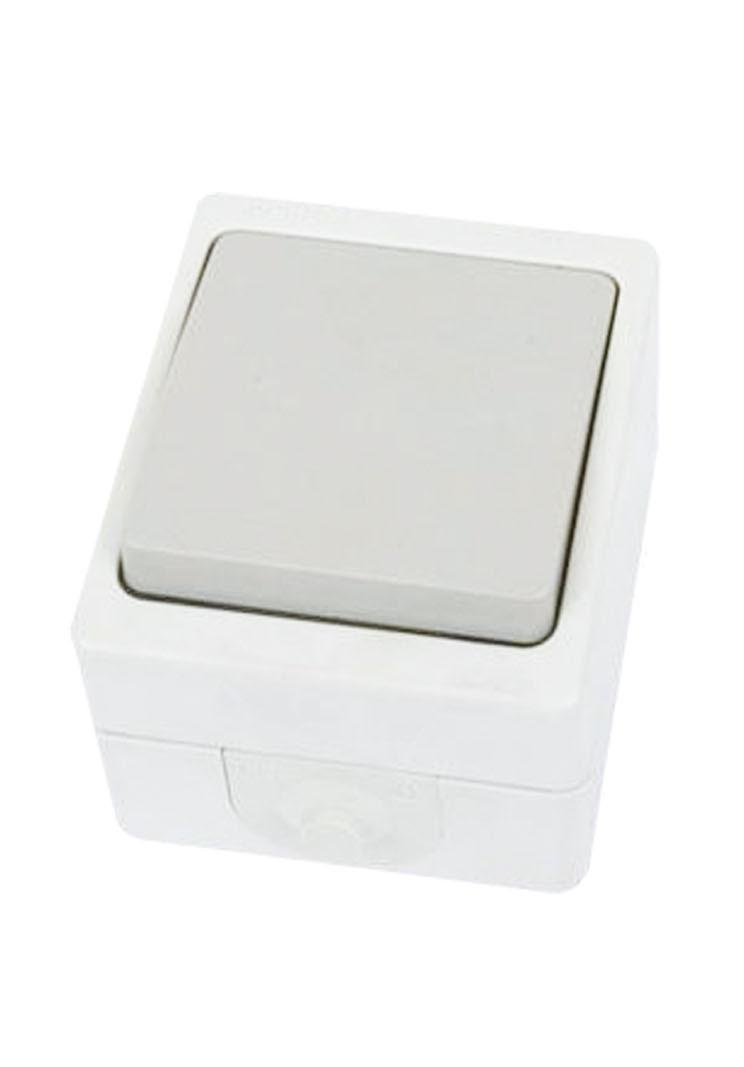 Выключатель Tdm Sq1803-0001  проходной выключатель tdm вуокса оп одноклавишный ip54 sq1803 0003