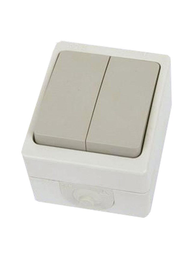 Выключатель Tdm Sq1803-0002  проходной выключатель tdm вуокса оп одноклавишный ip54 sq1803 0003