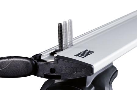 Переходник Thule 697-4 переходник thule 697 4 для установки бокса в t профиль power grip fast grip 20х20 мм