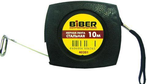 Лента мерная Biber 40201 рюкзак polar polar po001buawnb3