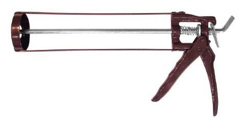 Пистолет для герметика Biber 60101 пистолет для герметика sparta 886475