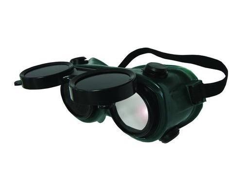 Очки защитные газосварщика BIBER 96231