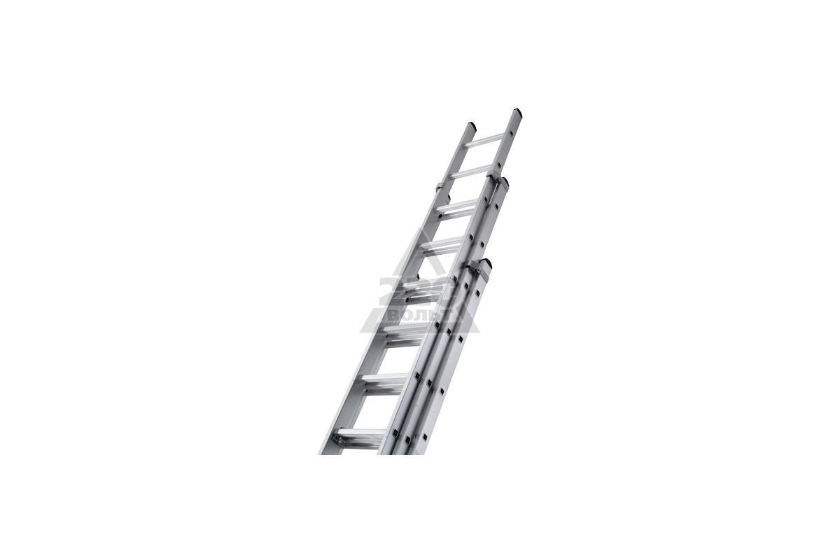 Лестница телескопическая Biber 98208 выдвижная ручка телескопическая 4 секции 180 маршрутизации ручной монопод собственн собственн