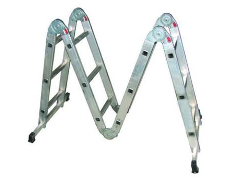 Лестница-трансформер Biber 98302 лестница телескопическая biber 98208