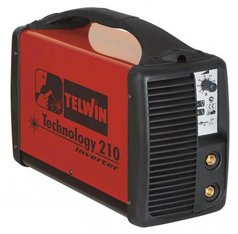 220 Вольт - Купить Сварочный инвертор TELWIN TECHNOLOGY 188 CE/GE.