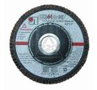 Круг Лепестковый Торцевой (КЛТ) ЛУГА-АБРАЗИВ 125 Х 22 Р240(№5)