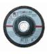 Круг Лепестковый Торцевой (КЛТ) ЛУГА-АБРАЗИВ КЛТ2 180 Х 22 Р 36 (№50)