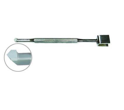 Плиткорез-карандаш с отламывателем (200 мм) BIBER 55521