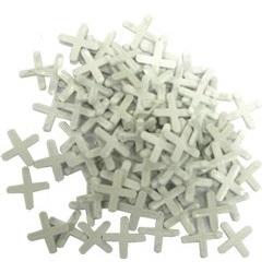 Крестики для кафеля Biber 55604 крестики для кафеля зубр 33811 5 5мм 100шт