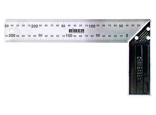 Угольник BIBER 40635