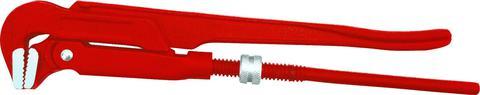 Ключ BiberКлючи трубные<br>Тип трубного ключа: шведский,<br>Наклон губок: 90,<br>Макс. диаметр трубы: 2,<br>Вес нетто: 2.7<br>