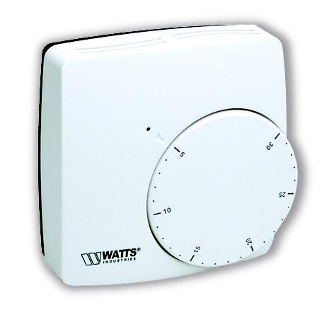 Терморегулятор Watts Wfht-20022 терморегулятор для теплого пола теплолюкс тс 201 белый