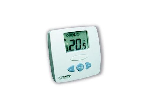 Терморегулятор WATTS WFHT-RF LCD белый