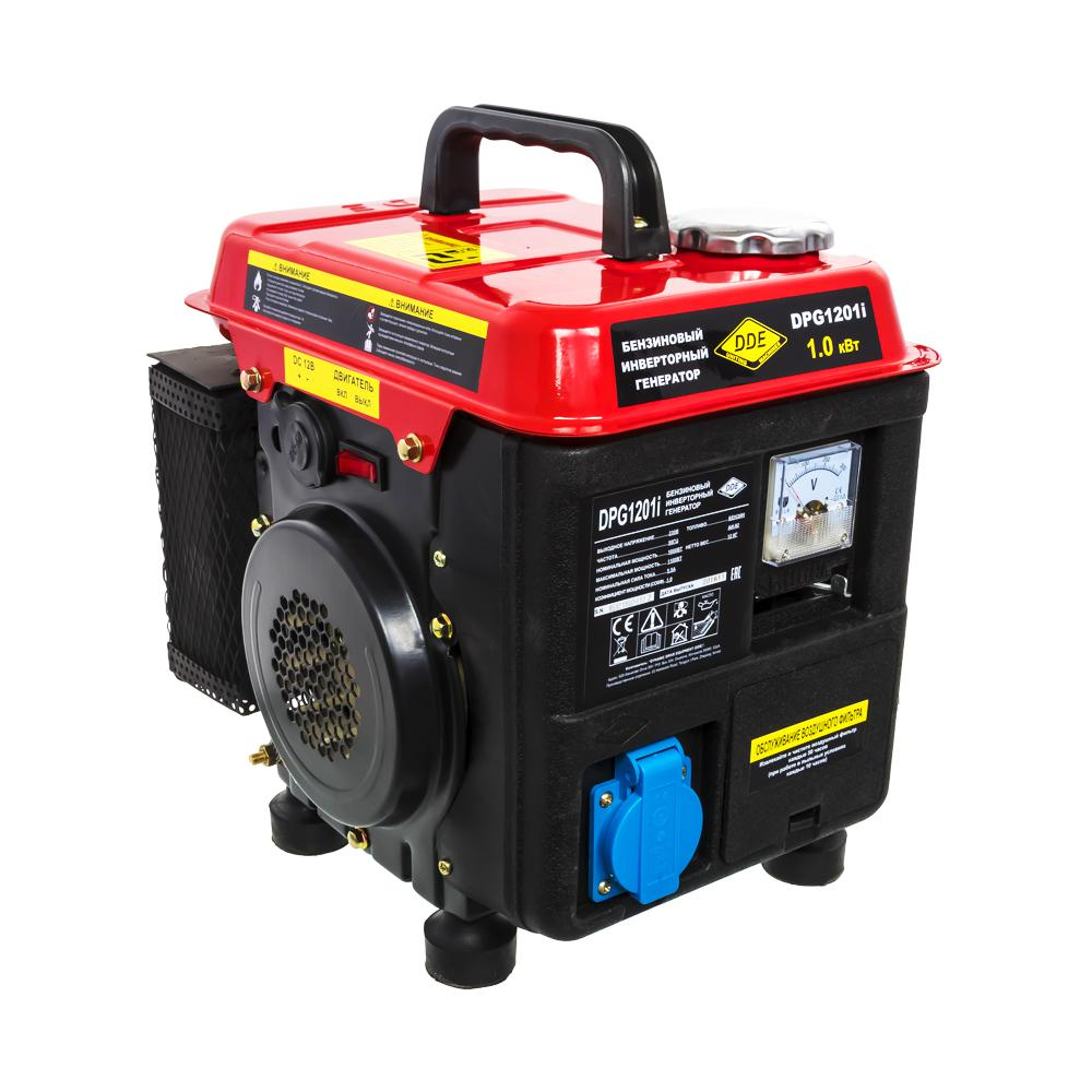 все цены на Бензиновый генератор Dde Dpg1201i онлайн