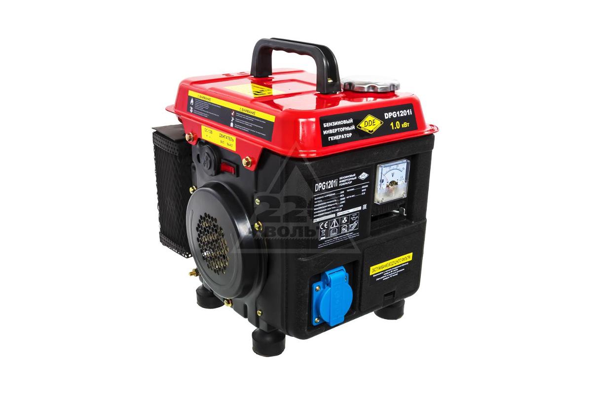 Генератор бензиновый dde dpg1201i ресанта стабилизаторы напряжения дмитровское шоссе
