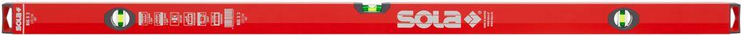 Уровень Sola Bigx 120см уровень sola big red 120см