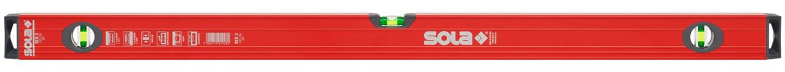Уровень Sola Red 80см уровень sola big red 120см