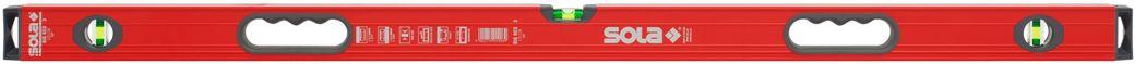 Уровень Sola Big red 120см уровень sola big red 120см