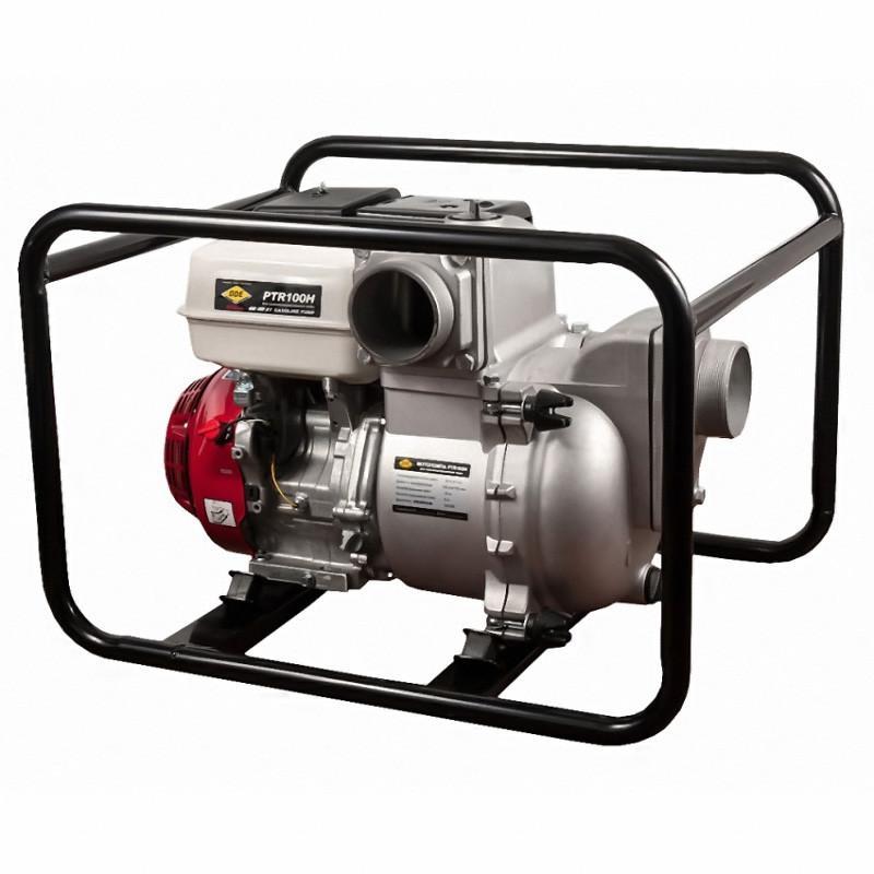 Мотопомпа Dde Ptr100h бензиновая высоконапорная мотопомпа dde ph50