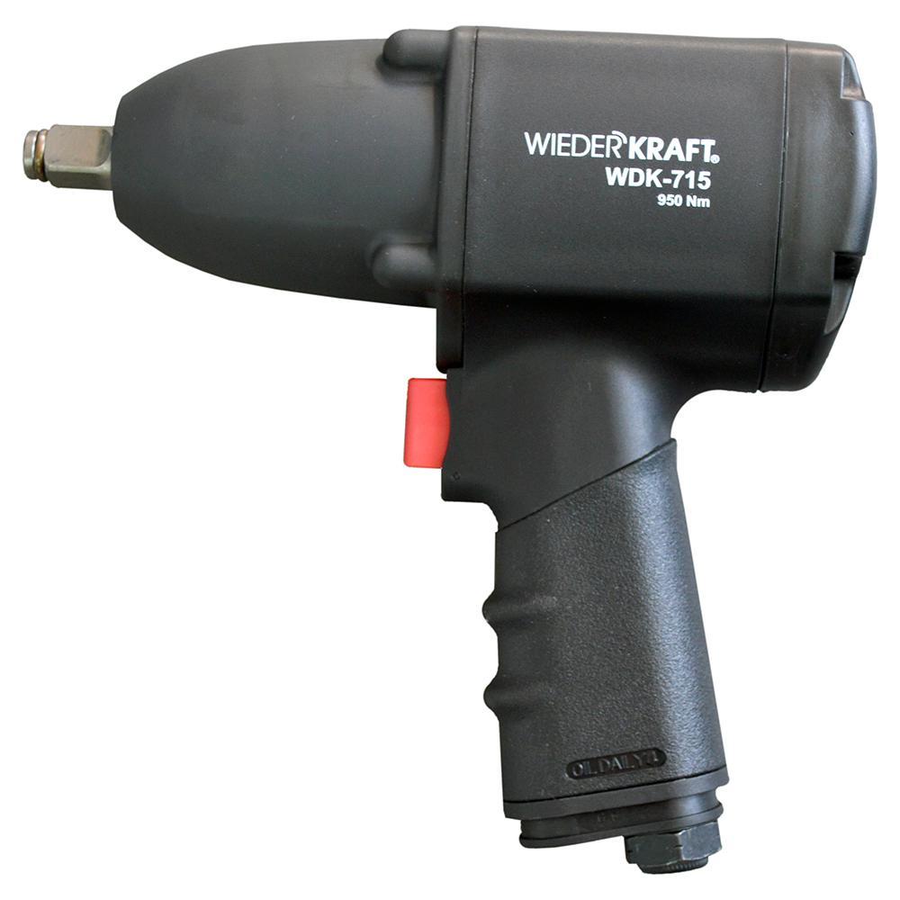 Гайковерт пневматический ударный Wiederkraft Wdk-715