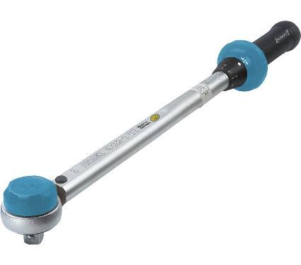 Динамометрический ключ HAZET 5122-1CT