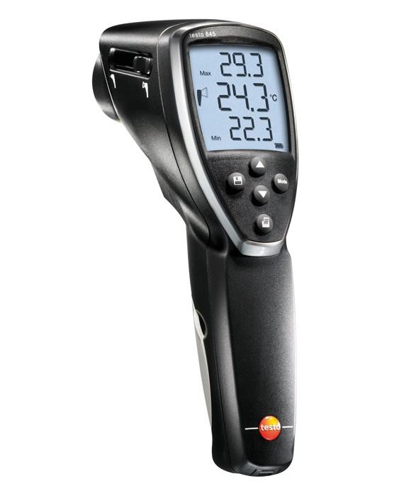 Пирометр (термодетектор) Testo 845 (Комплект) testo 845