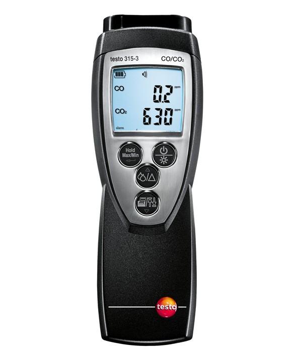 Анализатор воздуха Testo 315-3 с bluetooth газоанализатор testo 315 3 без bluetooth