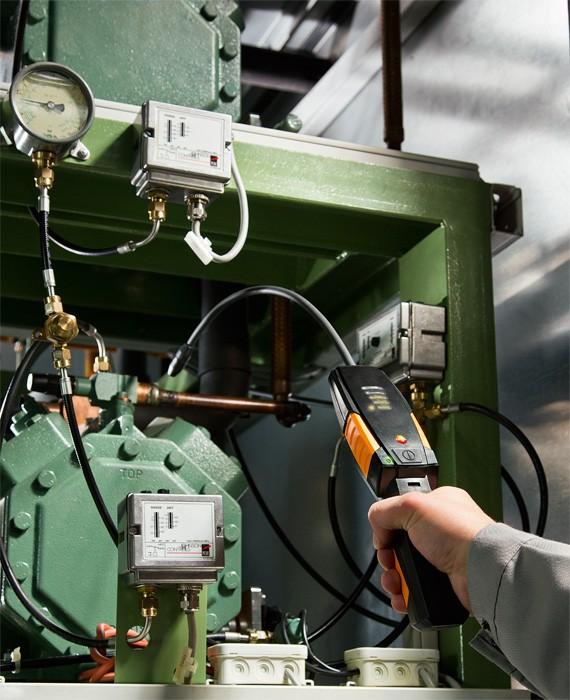 Электронный течеискатель Testo 316-3