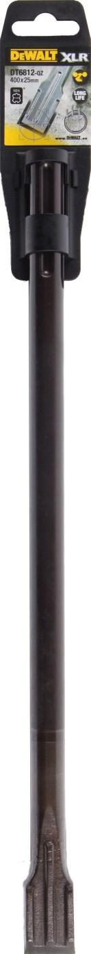 Зубило Dewalt 400мм sdsmax (dt6812qz) зубило makita sdsmax 24 x 280 мм плоское