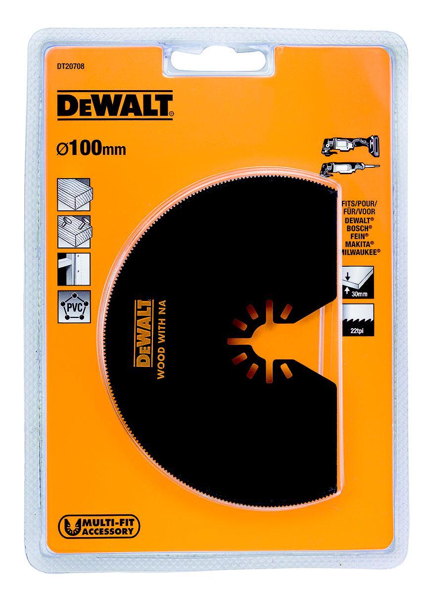 цена на Полотно пильное Dewalt Dt20708qz