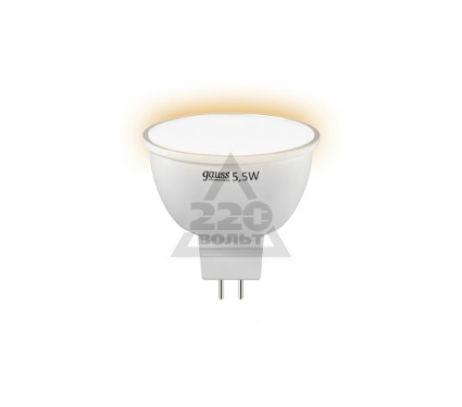 Лампа светодиодная GAUSS LD13516
