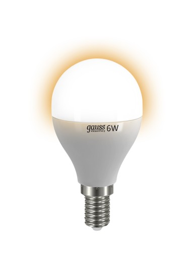 Лампа светодиодная Gauss Ld53116