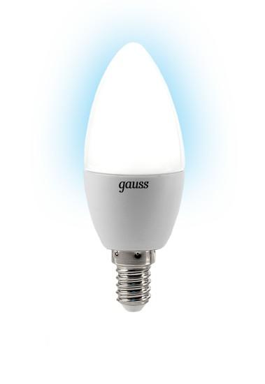 Фото. Лампа светодиодная Gauss Eb103101204