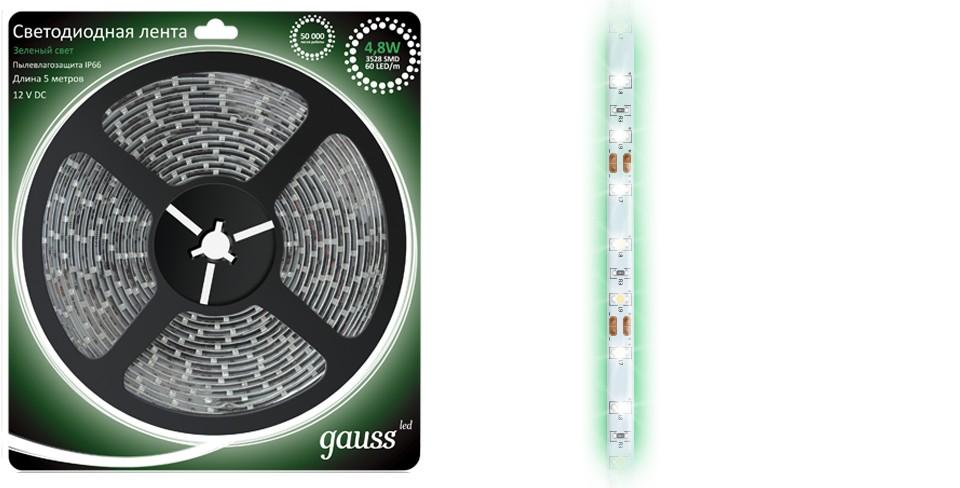 Световая лента Gauss Eb311000605