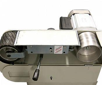 Станок шлифовальный ленточный Blacksmith Gm1-100-b