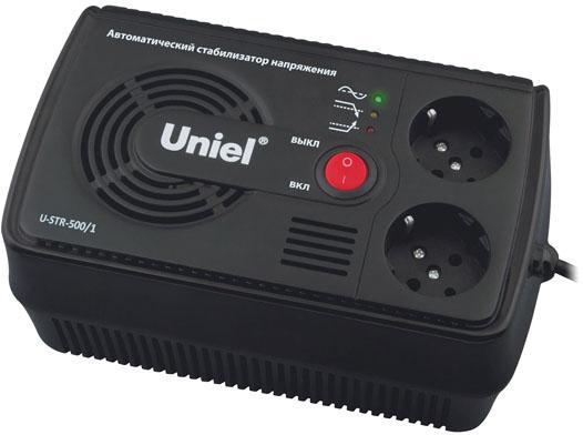 Стабилизатор напряжения Uniel U-str-500/1 lacywear u 8 foy