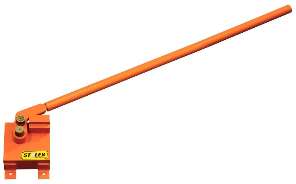 Станок для гибки арматуры Stalex Dr20 крепление ручка neovo hdl 01 для dr 17