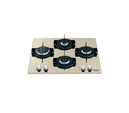 Встраиваемая газовая варочная панель HOTPOINT-ARISTON 7HTD 640S (CH) IX/HA