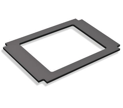 Принадлежность для встраивания панелей SIEMENS HZ395601