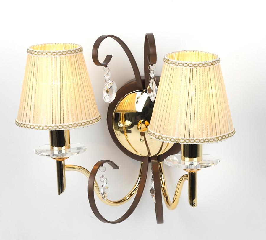 Бра Rivoli 9695-jane-w-2хe14-40w-gold (40) rivoli satiro wave w c 2xe14 40w antique brass 10