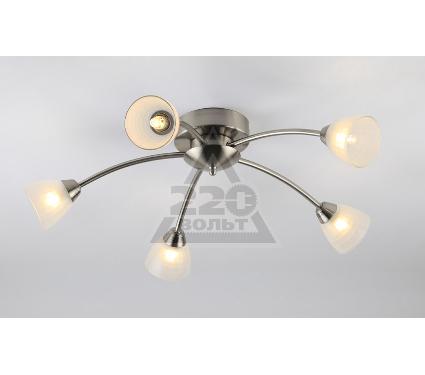 Люстра RIVOLI Ibiza-C-5хG9-40W-Satin nickel (1)