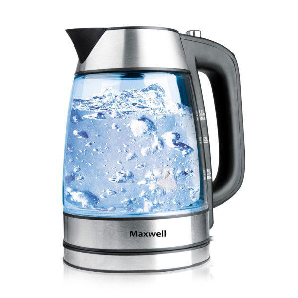 Чайник Maxwell Mw-1053(st) чайник maxwell mw 1053