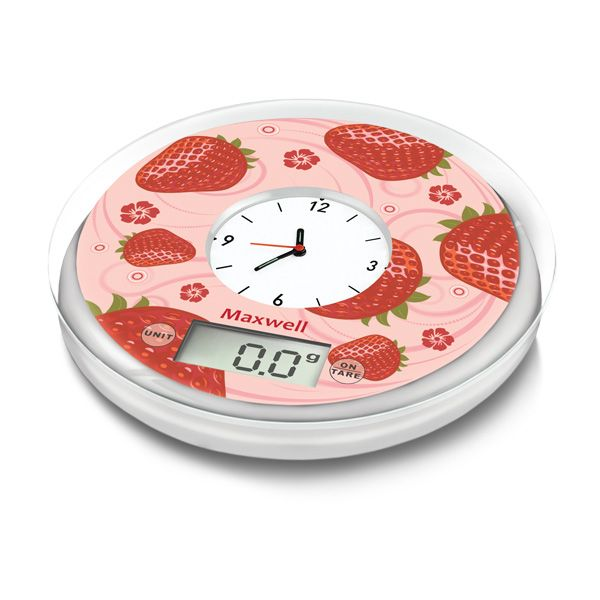 Весы кухонные Maxwell Mw-1452(r)